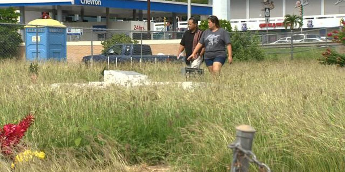 Lawmakers introduce bill to repair, maintain Pearl City cemetery