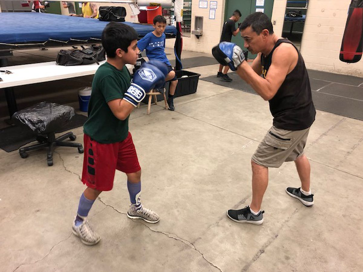A life lesson from a longtime Palolo boxing coach: 'Get up when life knocks you down'