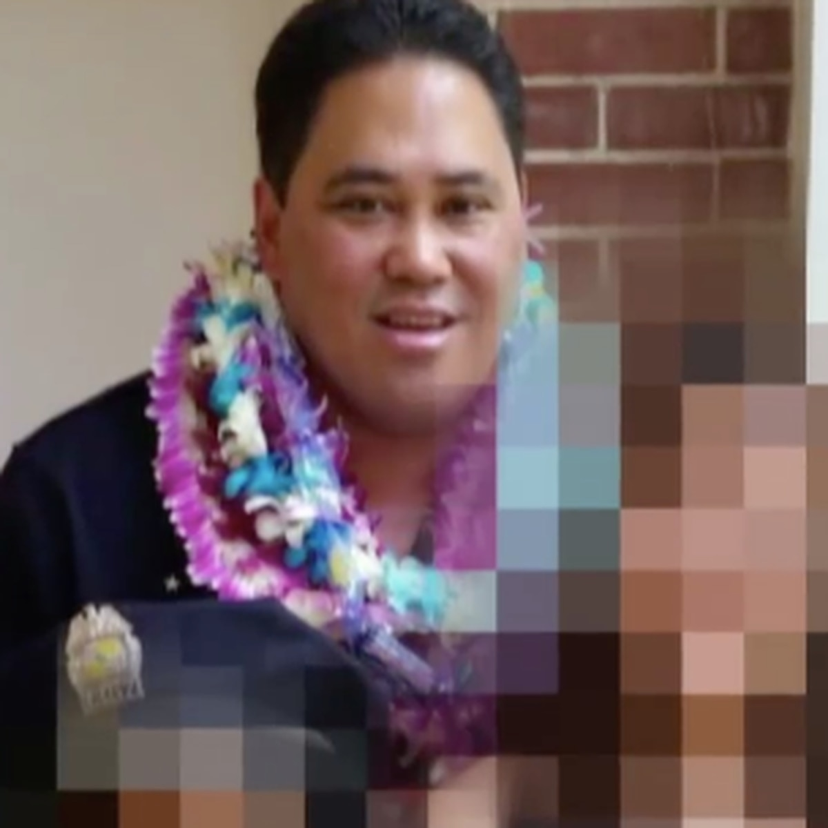 Honolulu police officer with troubled past charged for felony abuse