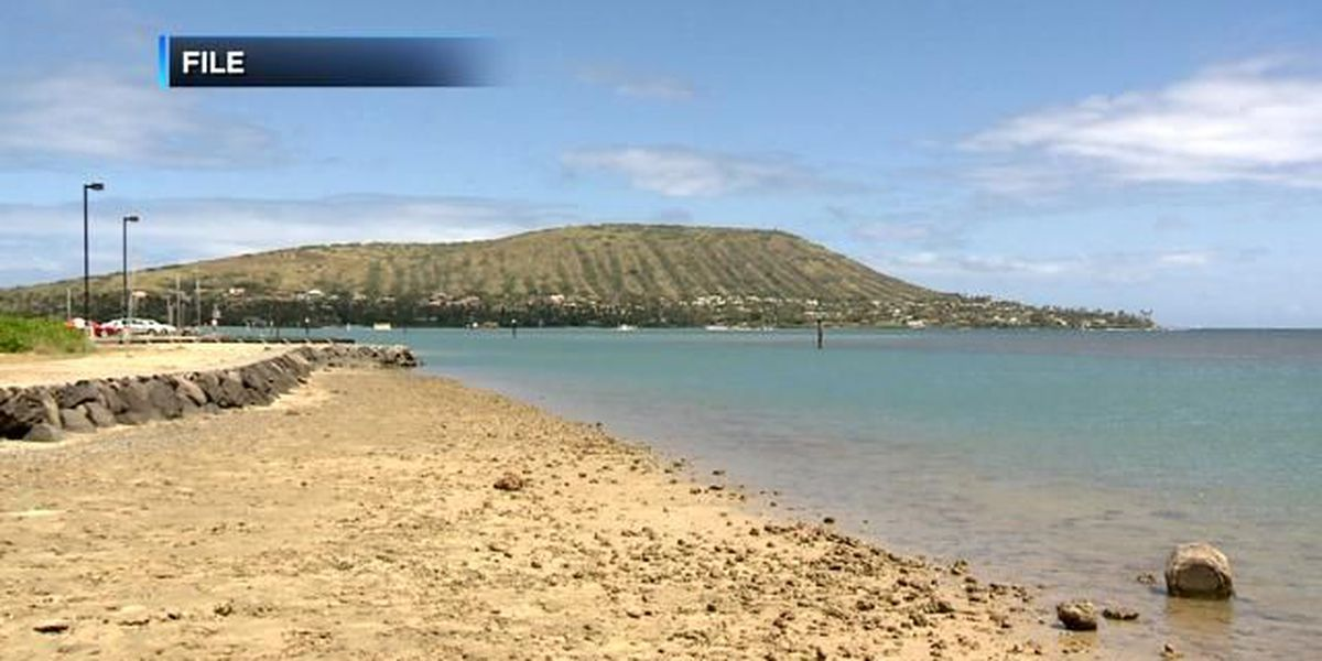 Rescue crews search for possible boaters in distress off Maunalua Bay