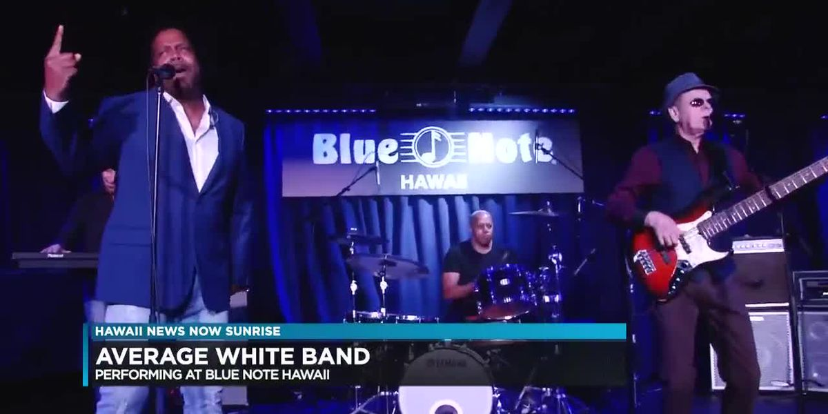 Average White Band to perform at Blue Note Hawaii