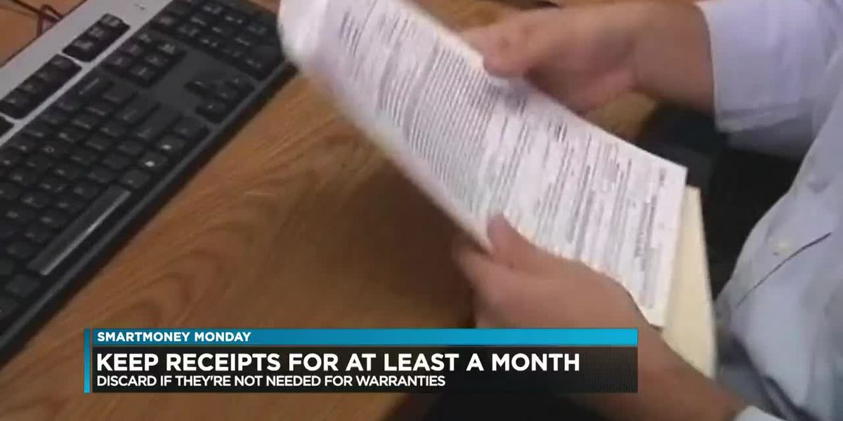 SmartMoney Monday: Financial documents to keep or get rid of