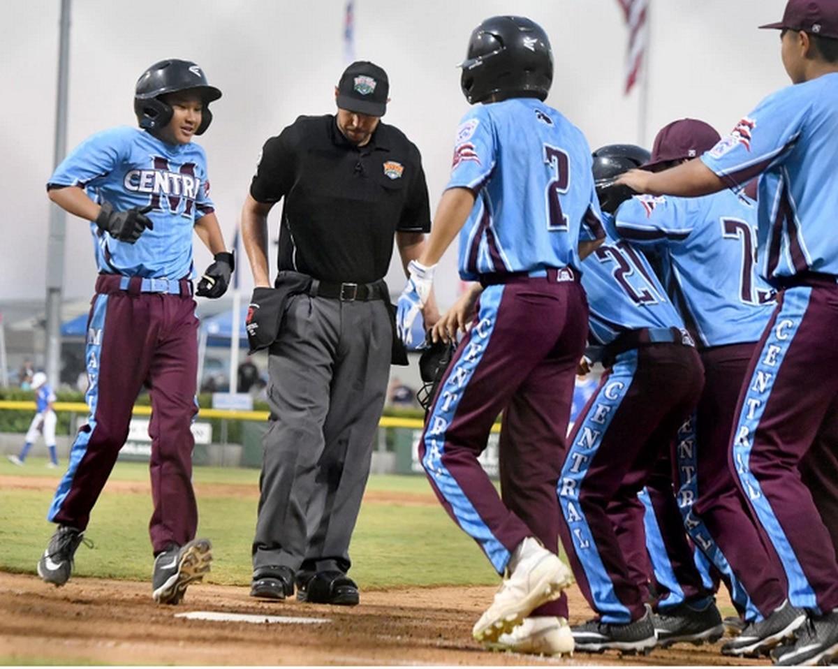 Central East Maui advances to Little League World Series