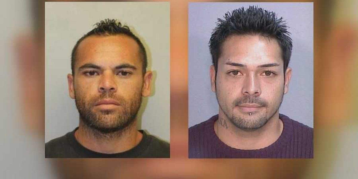 Police seek men accused of robbing Puna home while couple slept inside
