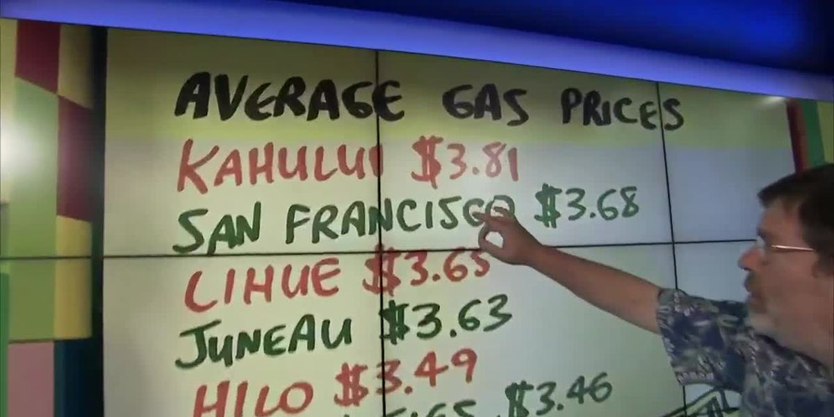 Business: Priciest cities to purchase gas
