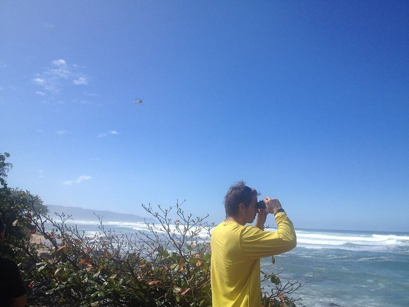 f18978b23f Search continues for missing surfer on Oahu s North Shore