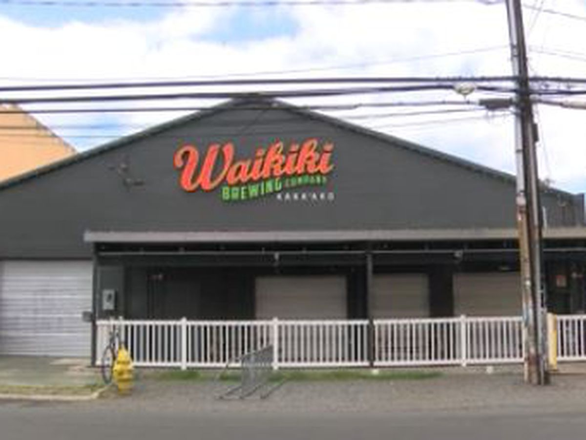 Brew pub owners on Oahu say they were improperly shut down