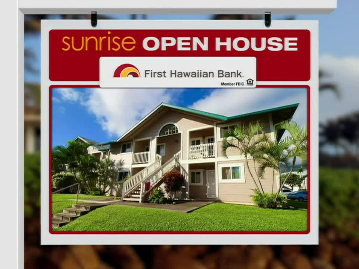 Sunrise Open House: Kailua-Kona