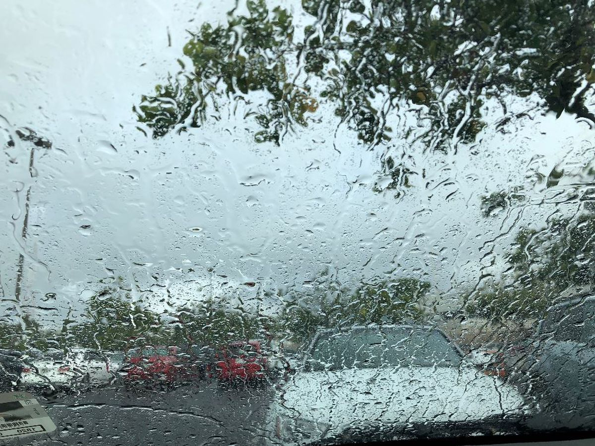 Flash flood watch posted for western half of state ahead of wet weather
