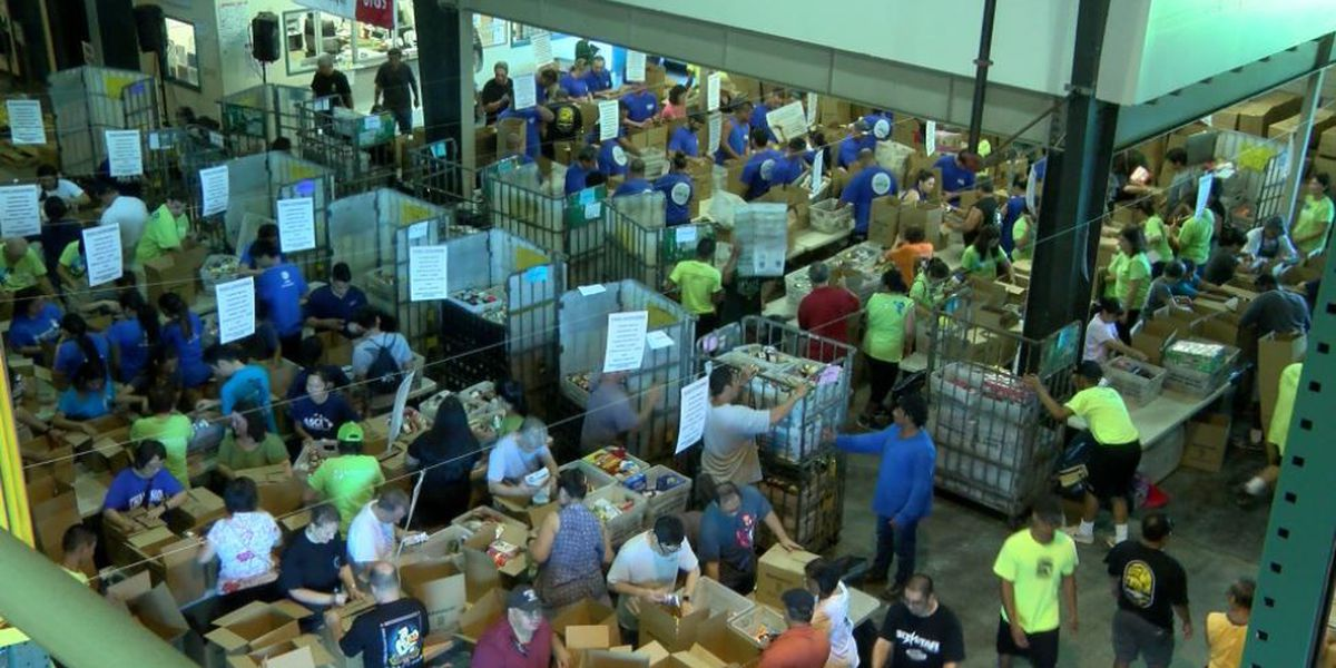 Local mail carriers wrap up 'Stamp Out Hunger' campaign to feed the hungry