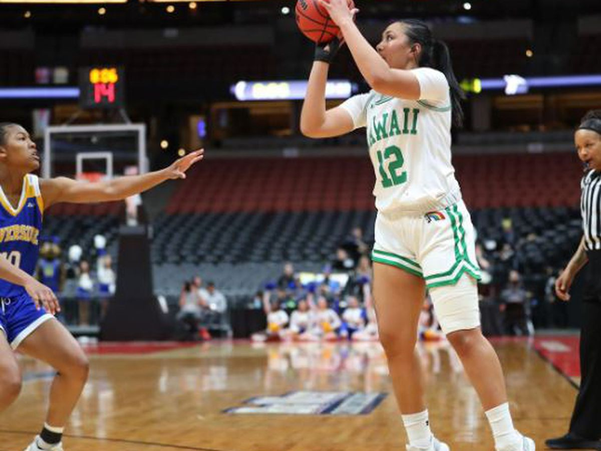 Wahine look to WNIT for postseason success against Saint Mary's