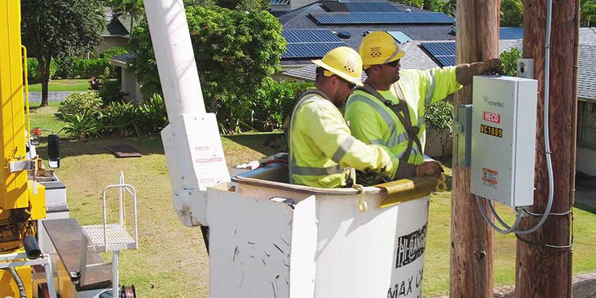 HECO outlines plan to kickstart renewable energy push