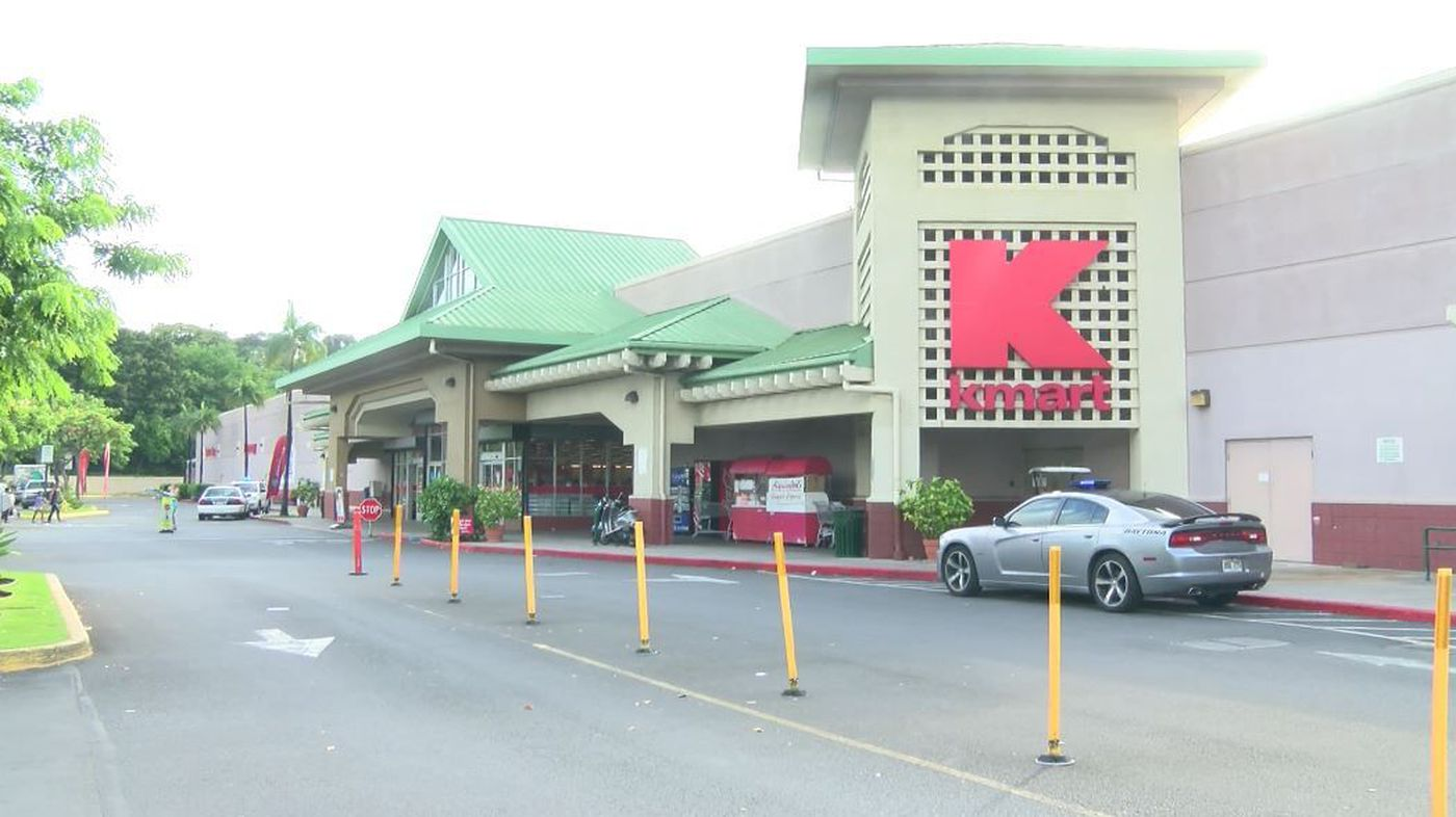 Last Kmart On Oahu To Close This Fall