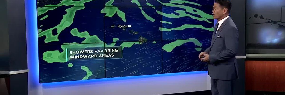 First Alert Web Forecast for Wednesday