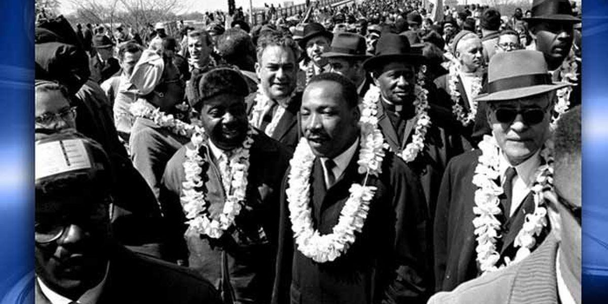 Holiday parade through Waikiki to honor Dr. Martin Luther King Jr.
