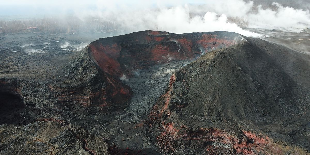 PHOTOS: Before and after satellite images show extent of Kilauea's destruction