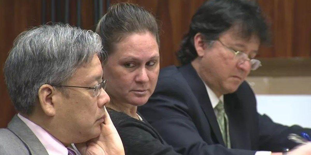 Ex-police chief's deputy prosecutor wife resigns as corruption trial nears