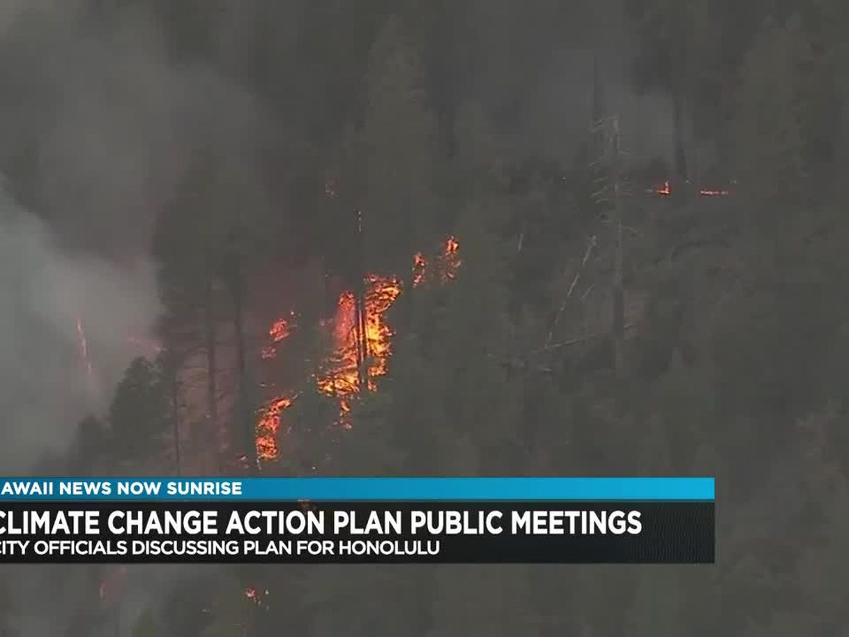 City officials to discuss climate change in series of meetings