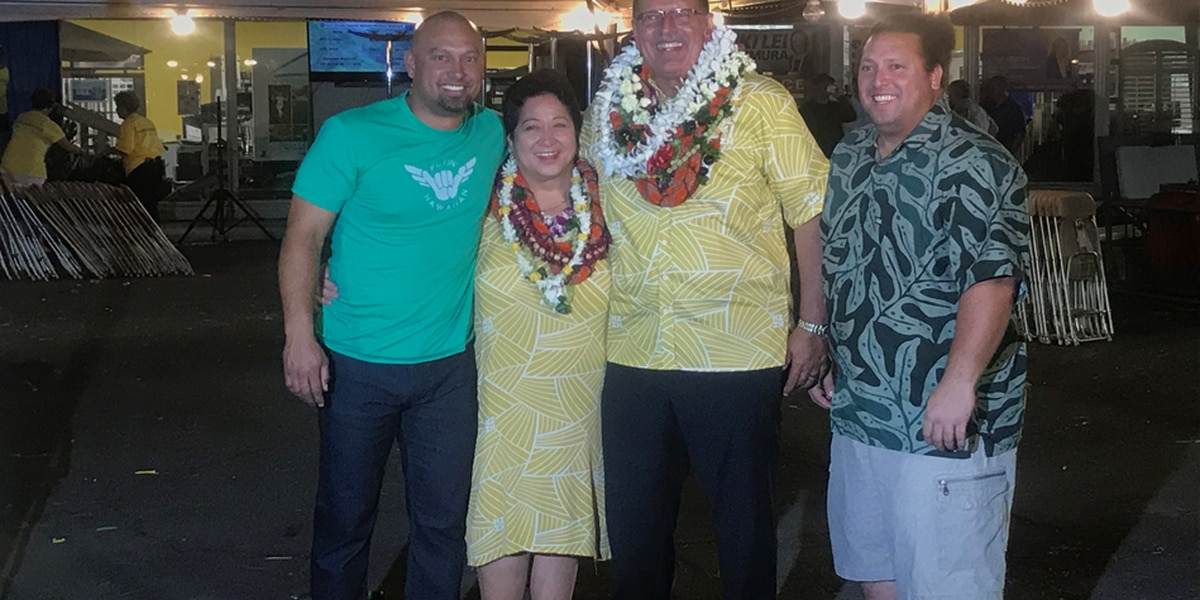 Priority no. 1 for Maui County's mayor-elect: Getting along with his county council
