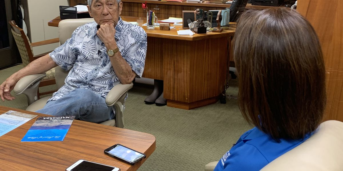 'There's many laws I don't like': Mayor Kim seeks neutrality in dealing with Mauna Kea conflict