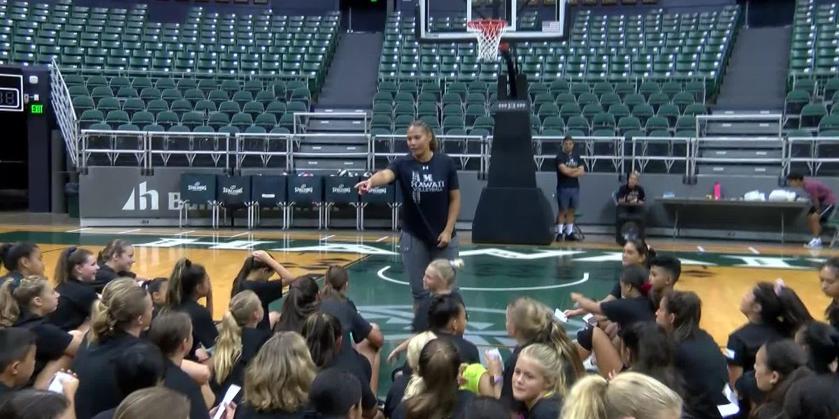 Ah Mow gives back to local kids with 39th Annual Rainbow Wahine Volleyball Camp