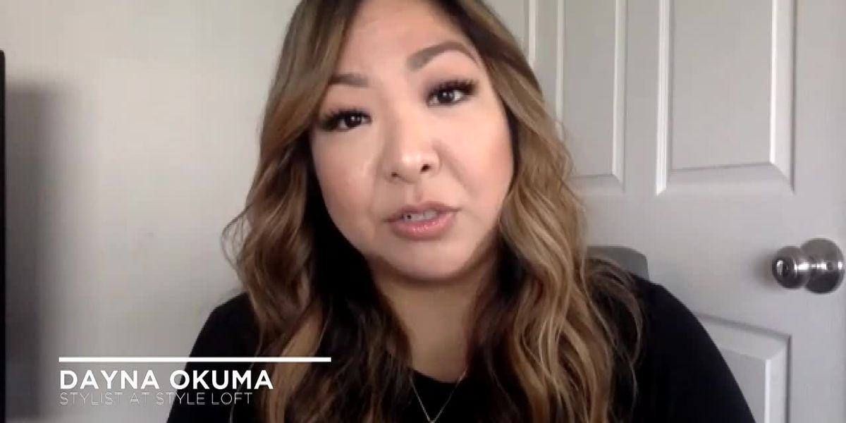Checking in with stylist Dayna Okuma