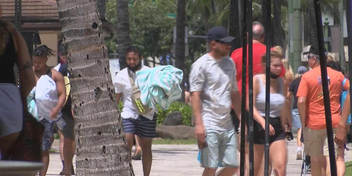 Experts: Uptick in spring break visitors a sign that tourism economy is on the mend