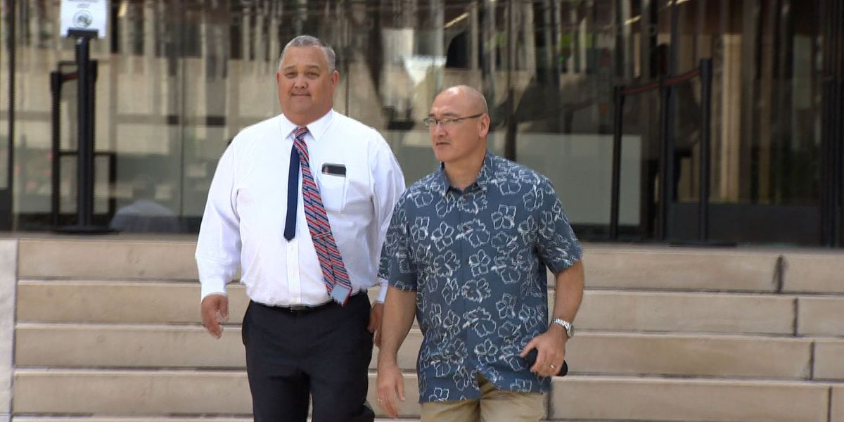 Officer who pleaded guilty in Kealoha corruption case fights to keep job