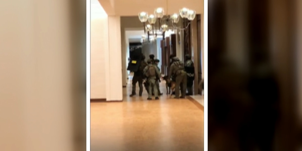 Authorities investigate hours-long standoff that forced Kahala hotel into lockdown