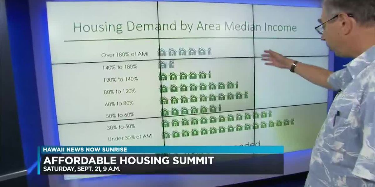 State, city and private groups discuss solutions to affordable housing crisis