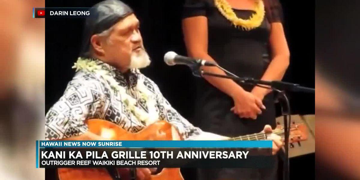 Kani Ka Pila Grille celebrates 10th anniversary