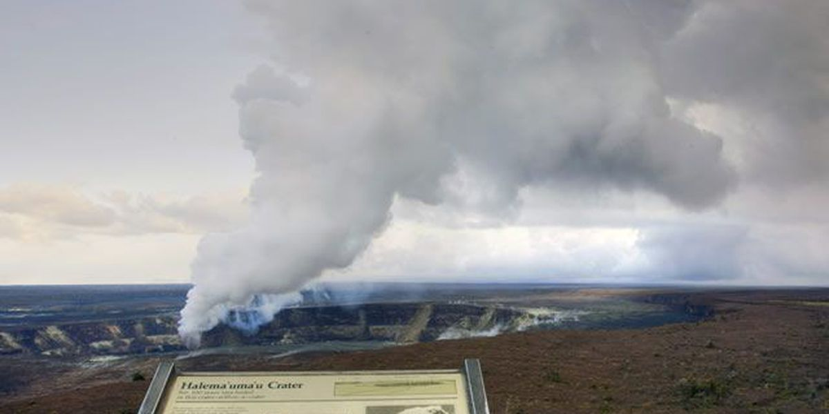 Hawaii volcano emissions prompt federal disaster declaration