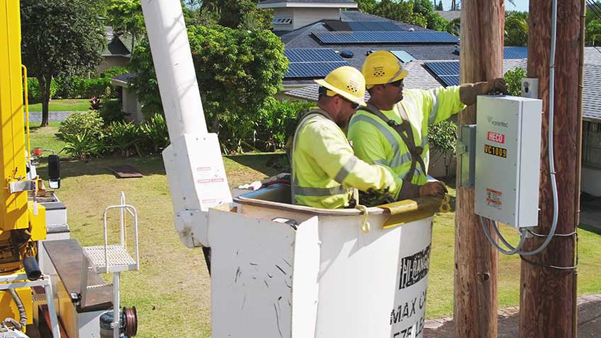 HECO seeks 4.1% rate increase to help pay for system, renewable energy upgrades