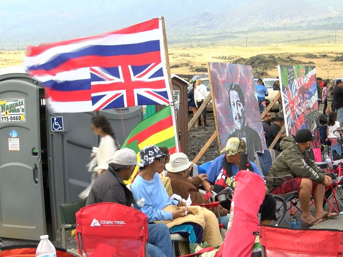 Tab for keeping police, other first responders at TMT protest now exceeds $3.5M