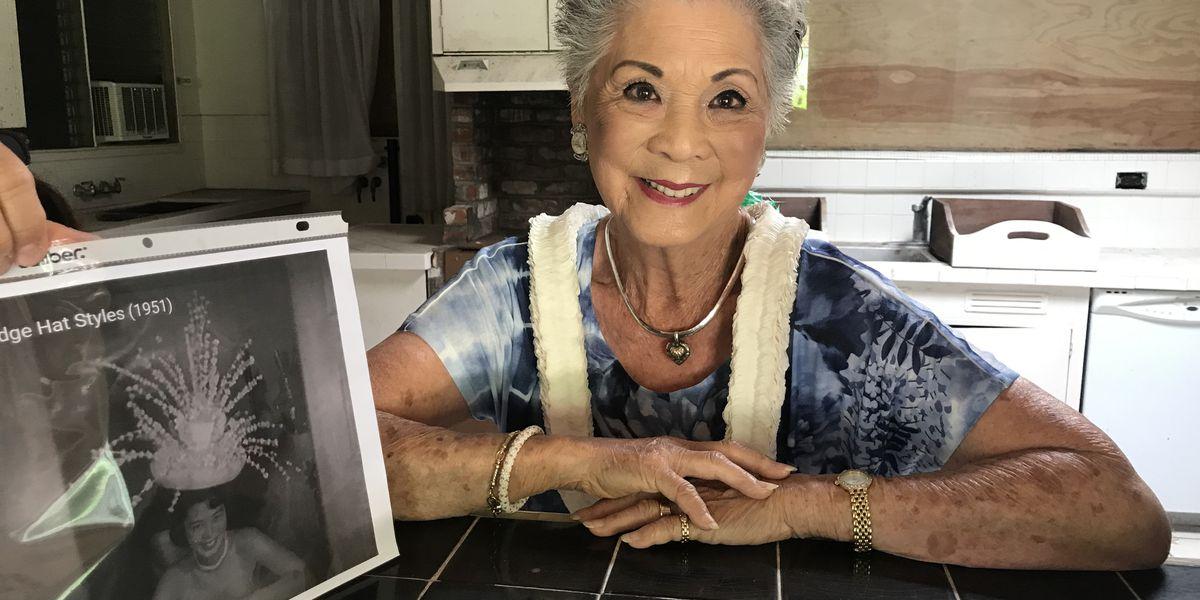 'Chicken skin' as Kaneohe woman recreates 70-year-old photo shoot
