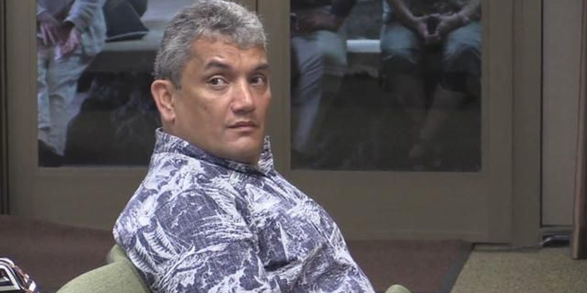 In theft case, Big Island mayor accused of misusing funds for alcohol