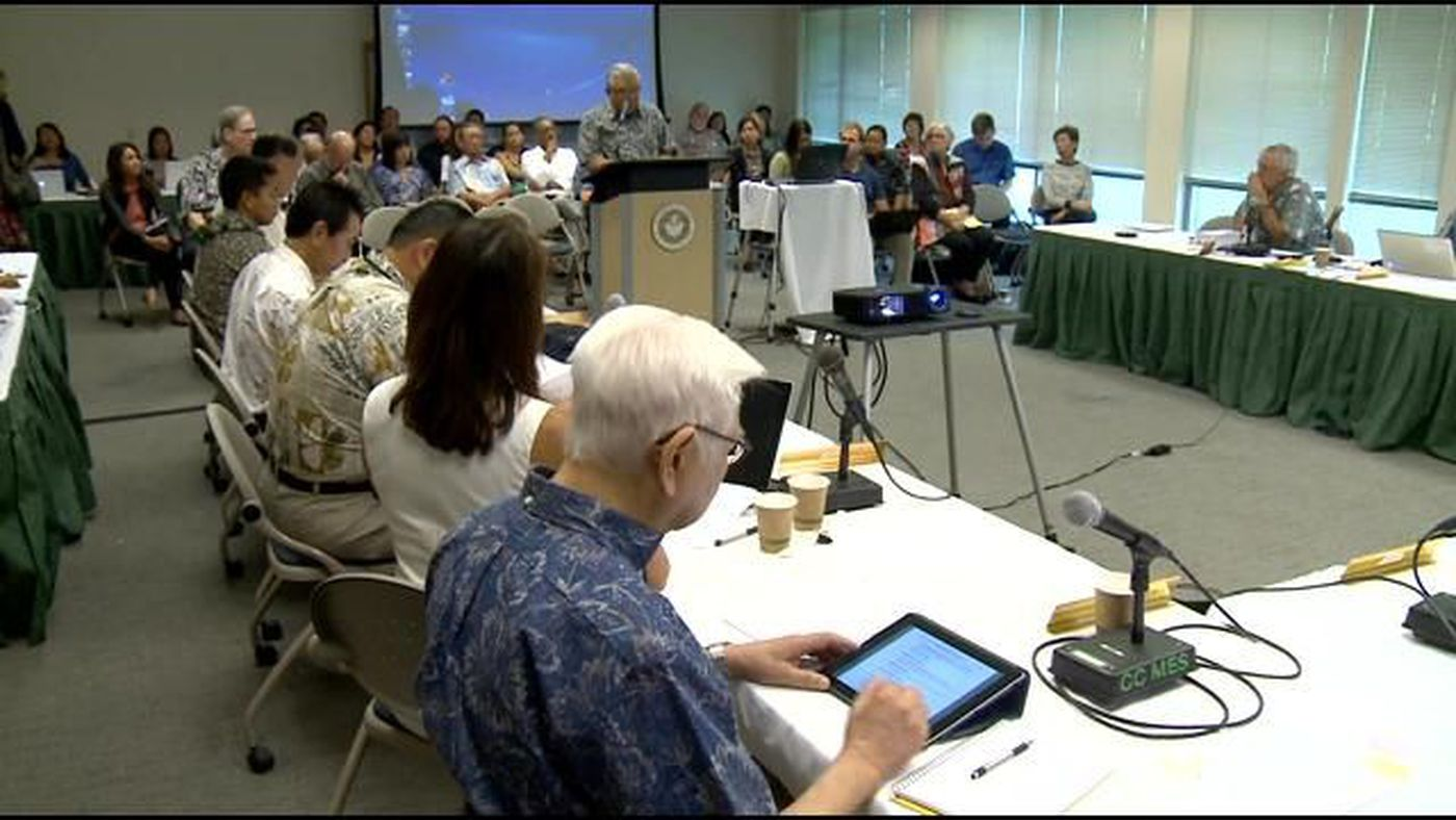 Senate president calls on UH to re-start presidential search