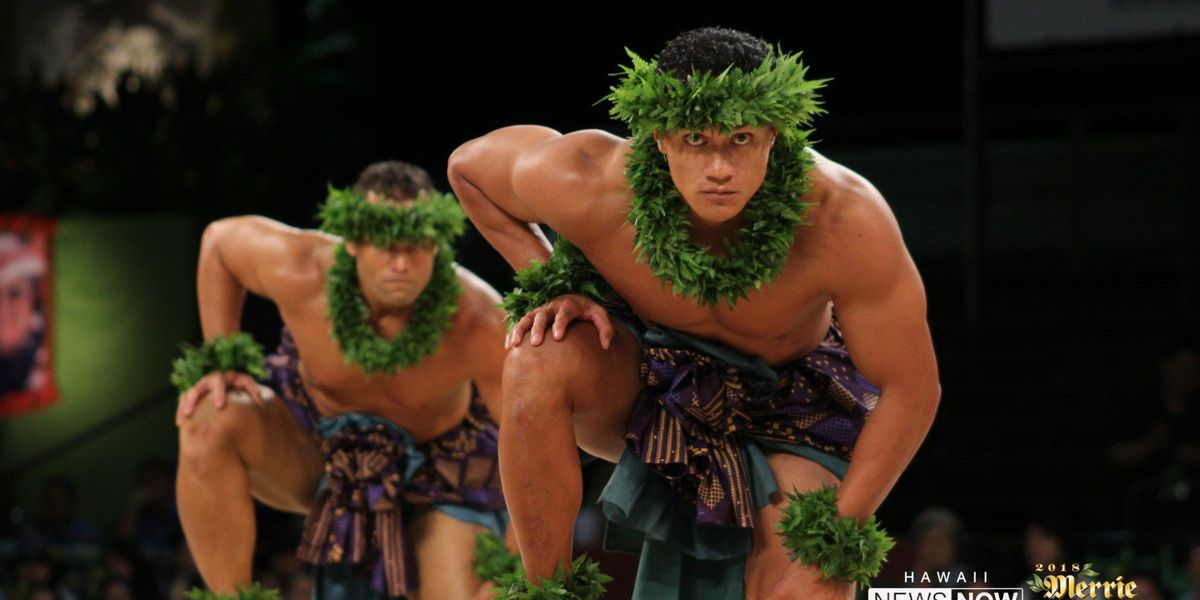 PHOTOS: Kahiko takes center stage at Merrie Monarch 2018