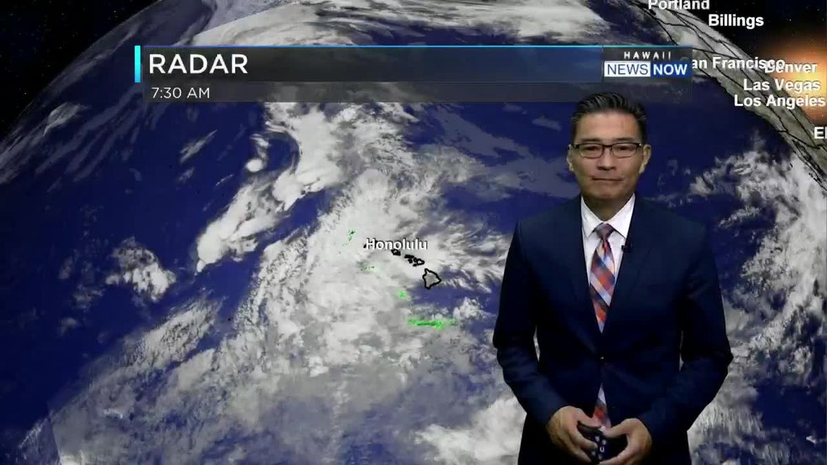 HNN Morning Web Weather Tuesday, January 14, 2020