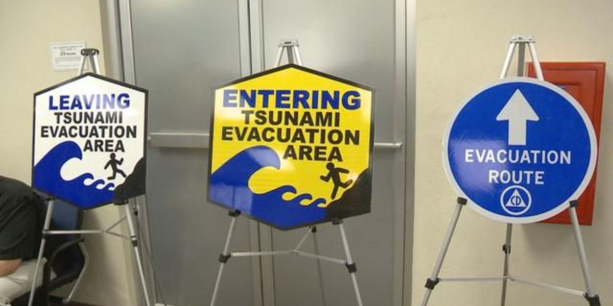 Some confused about boundaries for 'extreme tsunami' zones
