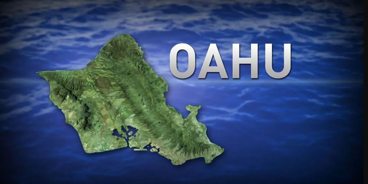 Driver seriously injured after car goes into hole in road near Honolulu airport