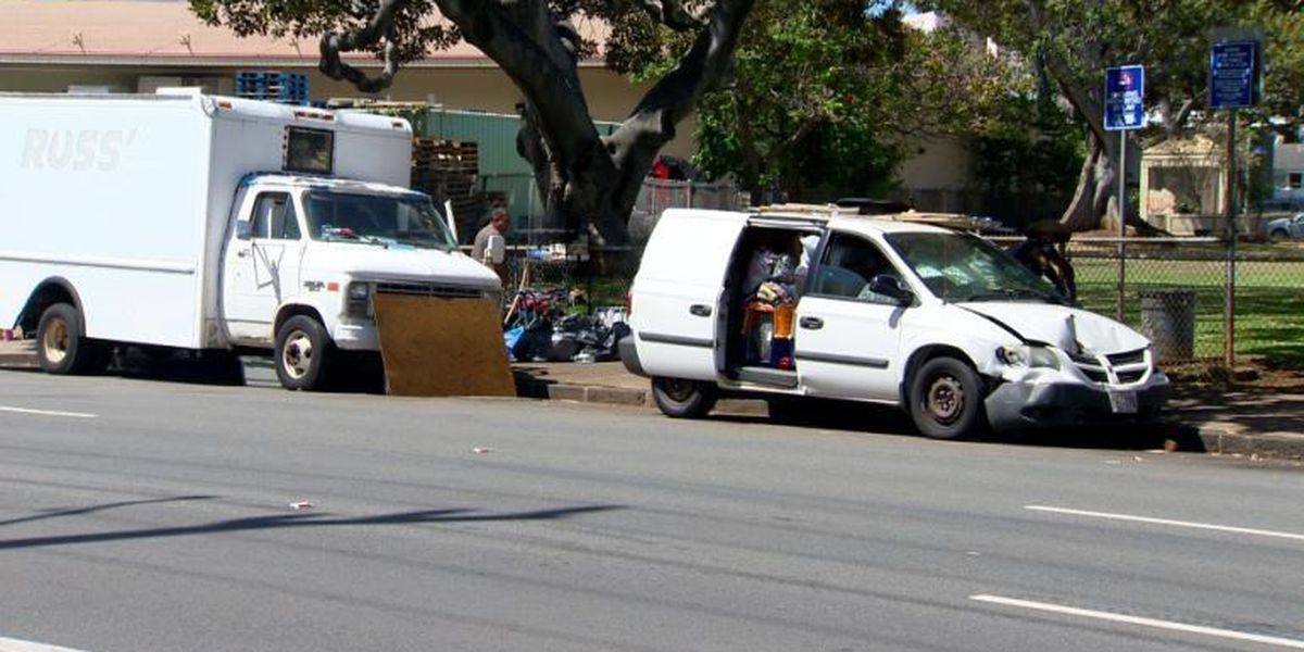 Growing number of homeless in cars spurs concern in Moiliili