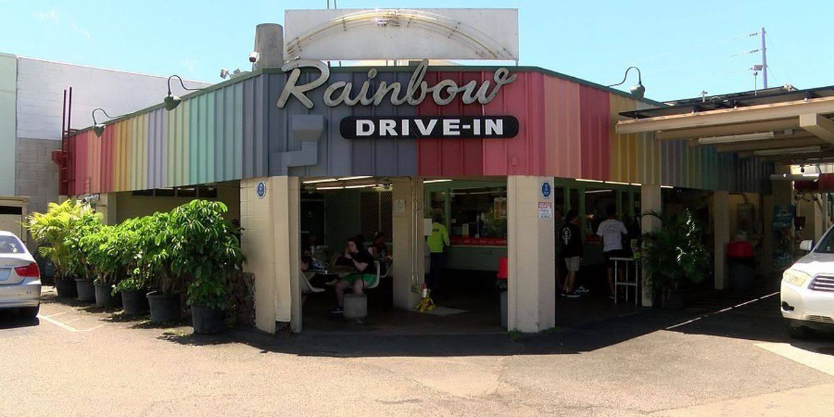 Rainbow Drive-In: For 57 years, a destination for the oh-so-ono plate lunch