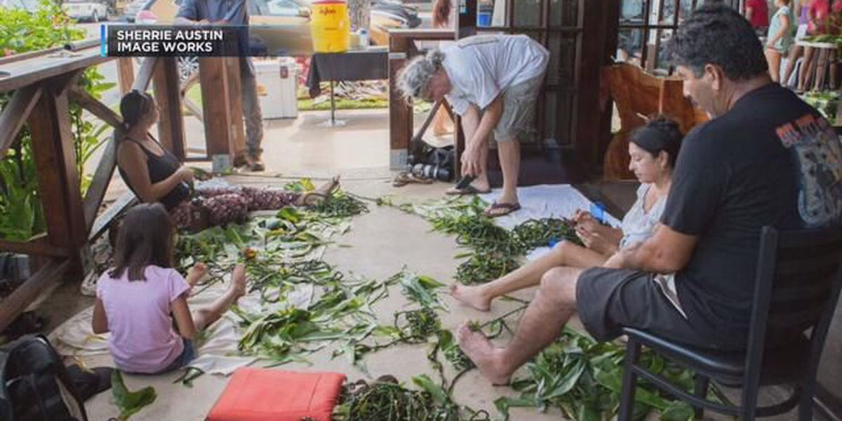 Maui residents to make mile-long lei for Orlando shooting victims