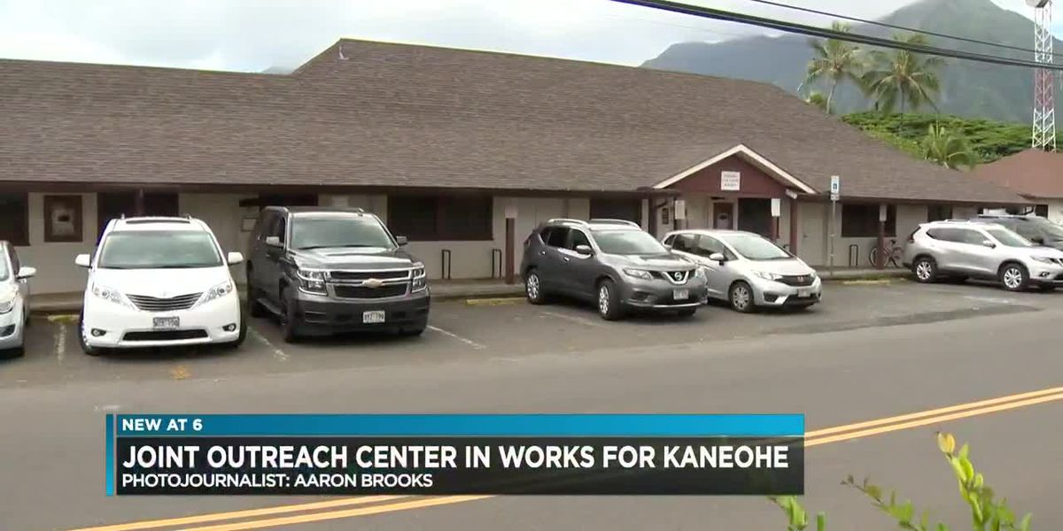 Urgent care clinic that caters to Hawaii's homeless set to open in Kaneohe