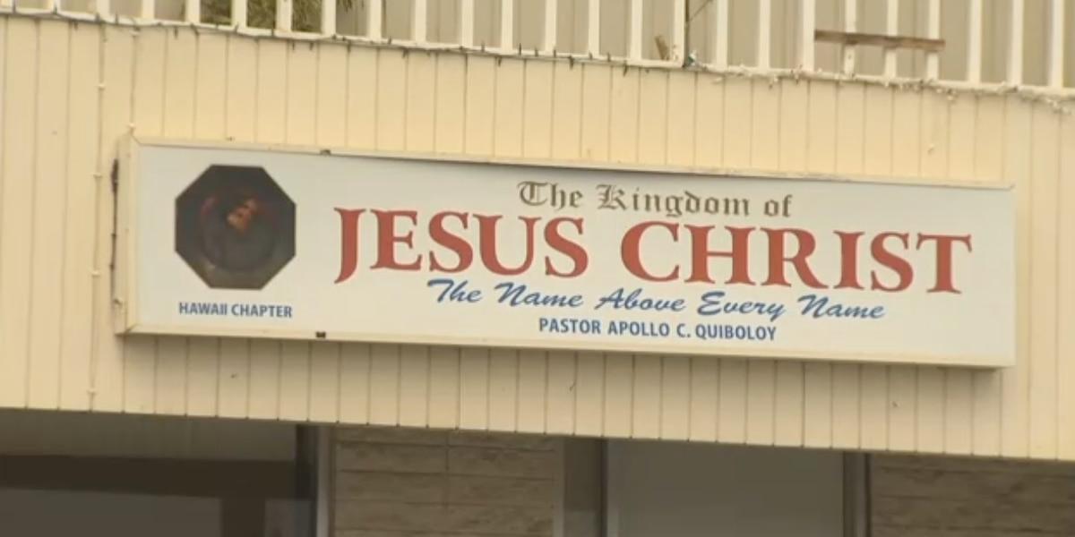 FBI investigates Waipahu church for alleged human trafficking