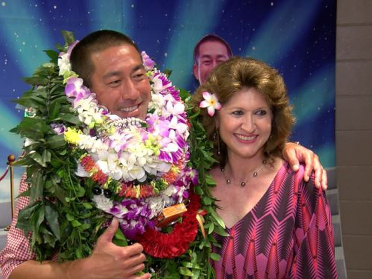 The celebrations are over. Now the new mayor of Kauai is ready to get to work