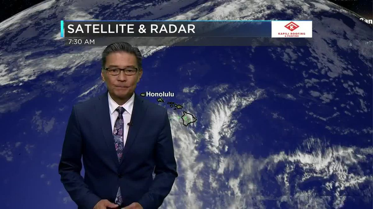 HNN Morning Web Weather Tuesday, May 26, 2020