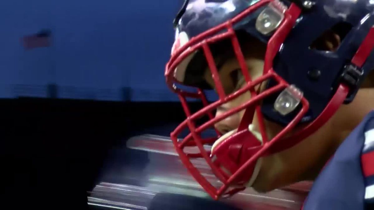 Under The Helmet: Bishop Gorman vs. Saint Louis