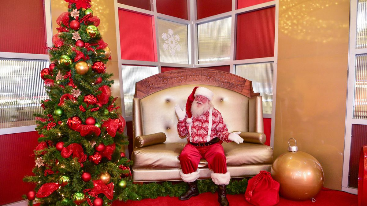 Visits with Santa for deaf keiki, children with special needs happening this weekend